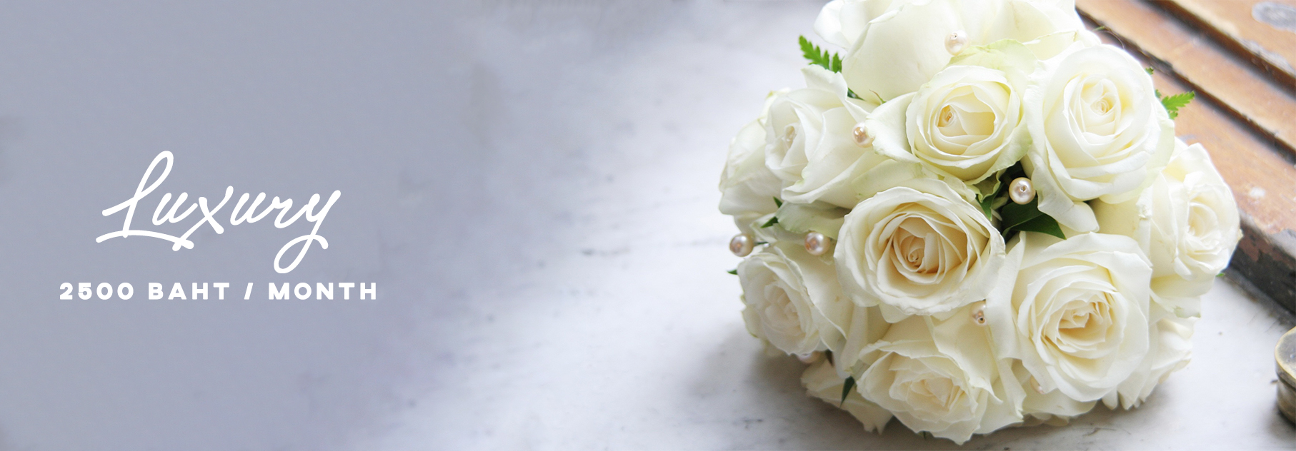 Luxury Flower subscription