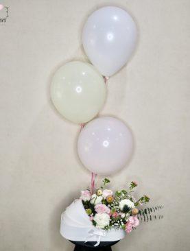 cradle flowers