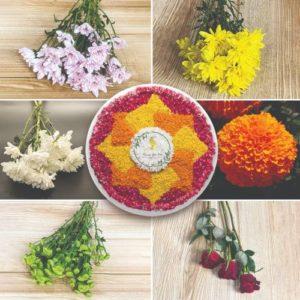 fresh flower mix